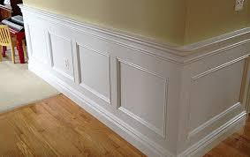Recessed Wainscoting Panels What Is Wainscoting Nesteaglerock Com