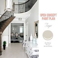 foolproof paint selections for an open concept floor plan i like