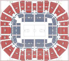 United Center Seating Map Commencement