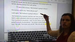Esl Essay Examples Narrative Essay Example 2 Youtube