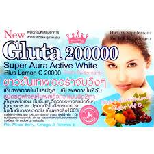 Gluta Skin gluta 200000 mg softgel l glutathione mixed berry made in