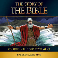 story of the bible dramatized audio book cds