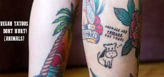 tattoo ink not vegan how to get inked and stay vegan vegan tattoo studios