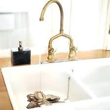 kohler antique brass kitchen faucets moen faucet bridge