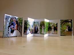accordion photo album mini accordion albums of our wedding anh chris