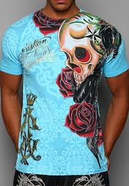 mens ed hardy t shirts clothing blue ca canada t shirts mens 045