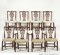 lexington chippendale dining room set decor