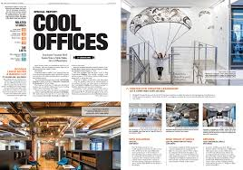 cool office space rivo holdings named a