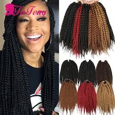 how many packs of expression hair for twists crochet box braids 12 roots pack synthetic crochet braids box