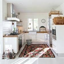 tapis cuisine antiderapant lavable grand tapis cuisine d co tapis cuisine exemples d am nagements