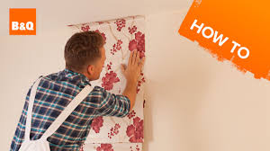 how to hang wallpaper part 2 hanging youtube