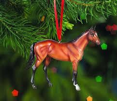 amazon com breyer horses 2015 holiday beautiful breeds ornament