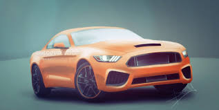 Ford Shelby Gt500 Engine 2016 Ford Mustang Shelby Gt500 Rendered Could Pack Over 707 Hp
