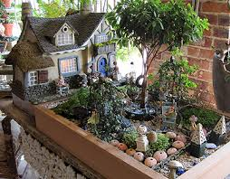 photo of garden decor gardening decor miniature garden