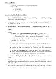 resume format for fresher teacher filetype doc best resume format for freshers foodcity me