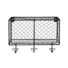 alinea meuble de cuisine étagère 2 cases en métal satiné noir satin pool les étagères de