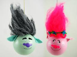 can t stop the feeling that troll dolls are trendy again with the