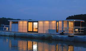sliding glass door manufacturers list remarkable houseboat design ideas with massive glass panel