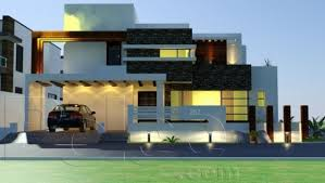 Home Exterior Design In Pakistan Front Elevation Modern House 2015 House Design