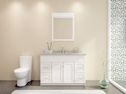 grey white bathroom decoration using light grey bathroom wall