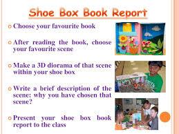 final final book reports