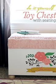 how to build a toy chest from scratch hometalk
