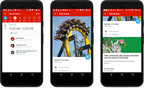 Six Flags Direction Six Flags Iphone And Android App Development Case Study