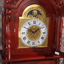 Wohnzimmer Uhren Holz Nord Europäischen Wohnzimmer Standuhr Pendel Mechanische Uhren