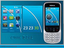 themes nokia c2 mobile own blue theme 6303i classic nokia 6303i themes nokia c2 05
