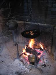 cook fireplace google search medieval times five vintage wrought