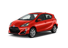 red toyota 2017 toyota prius c gets advanced driver assist tech as standard