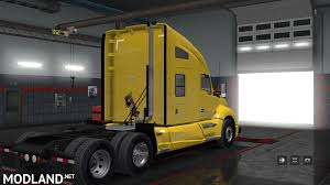 Kenworth T680 V2 0 1 28 X Mod For Ets 2
