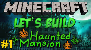 halloween in jackson 5 spooky and adventurous ways to get into minecraft let u0027s build haunted mansion 1 youtube