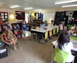 teacher makes the most of her portable classroom rcs classroom