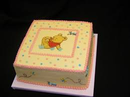 winnie the pooh baby shower cake 10 sheet cakes classic winnie the pooh photo winnie the pooh