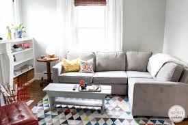 west elm andes sofa review my new couch is here