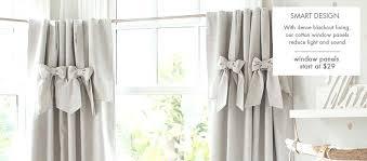 Curtains For A Baby Nursery Nursery Window Curtains Corn Yellow Curtains Baby Nursery Window
