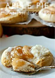 apple pie biscuits food folks and