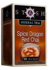 stash tea chai spice black tea 100 count box of tea