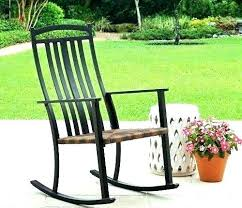Patio Rocking Chairs Metal Patio Rocking Chairs Metal Metal Porch Glider Metal Patio Rocking