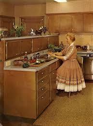 Retro Cabinets Kitchen by 2086 Best My Red U0026 Mint Vintage Kitchen Images On Pinterest