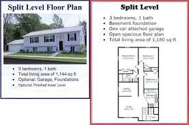 split level floor plan split level home floor plans homepeek