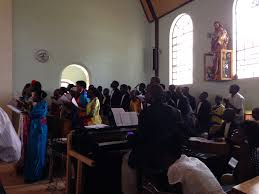traditional thanksgiving hymns roman catholic worship ugandan style out of the pharmacy