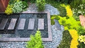 Gravel Landscaping Ideas Garden Design Garden Aggregates Pea Gravel Patio Landscaping