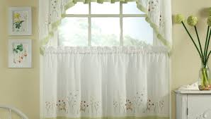 Country Kitchen Curtains Ideas Curtains Country Style Kitchen Valances Beautiful French Cafe
