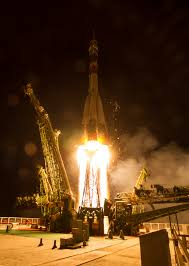 expedition 52 soyuz rollout nasa