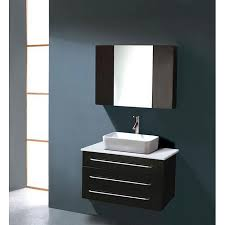virtu usa ivy 32 inch single sink bathroom vanity set free