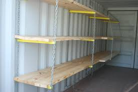 optimize storage container space with customized shelving a