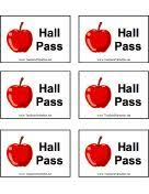 Printable Bathroom Passes 8 Best Teacher Templates Images On Pinterest Hall Pass