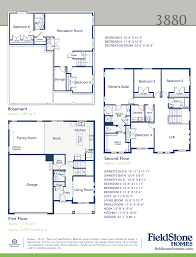 Woodland Homes Floor Plans by Homes For Sale In Spanish Fork Utah Fieldstone Homes